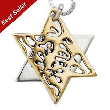 Star of David Necklace by HaAri Jewish Jewelry