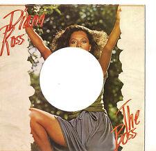 DIANA ROSS - THE BOSS - COPERTINA -