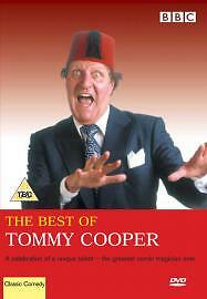 Comedy Greats - Tommy Cooper (DVD, 2004)
