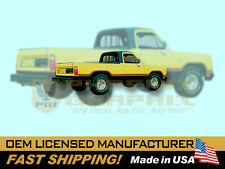 1977 1978 Dodge Macho Power Wagon Truck Decals & Stripes Kit