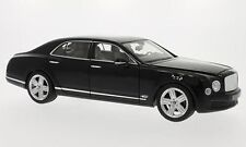 1 18 Rastar Bentley Mulsanne Black