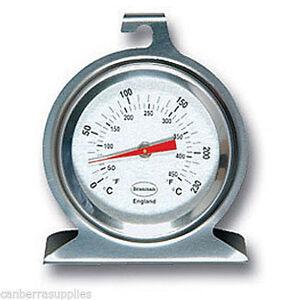 Brannan Premium Dial Oven Thermometer Temperature Gauge - Brand New UK Stock