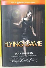 Lying Game: The Lying Game 1 by Sara Shepard (2011, Hardcover, Movie Tie-In) NEW