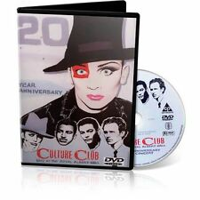 CULTURE CLUB - LIVE AT ROYAL ALBERT HALL - DVD NUOVO
