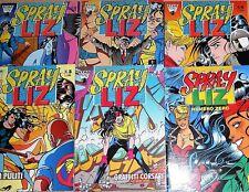SPRAY LIZ - ED. STAR COMICS 1994 - OTTIMO ++++++ ENTRA E VEDI DISPONIBILITA'