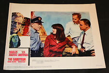 1965 The Saboteur Lobby Card 65/242 #7 Code Name Morituri (C-7)