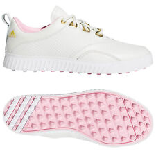 2019 Adidas Ladies Adicross PPF Golf Shoes Womens Lightweight Leather Spikeless