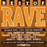 Compilation CD Best Of Rave Volume 2 - UK (EX+/VG+)
