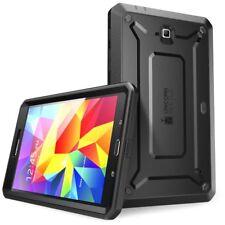 Supcase Série PRO Coque pour Samsung Galaxy Tab 4 7.0 Style Unicorn Beetle Noir