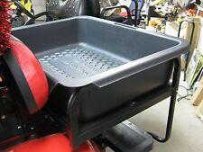 EZGO, Club Car, Yamaha Cargo Caddie Utility Bed insert For Golf Cart