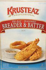 5 Pounds Krusteaz Fri-Eaz Seasoned Breader & Batter Mix