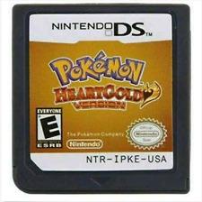 Pokemon: HeartGold Version (Nintendo DS, 2010) BRAND NEW