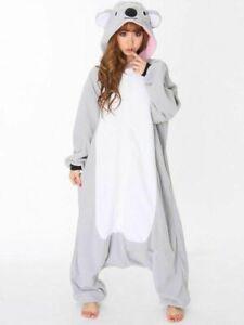 Unisex Adult PajamasAnime Cosplay Costume Animal  Sleepwear Xmas