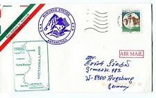 McMurdo Station Victoria Land Base Italiana in Antartide Roma Italy Polar Cover
