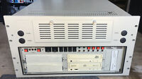 Vintage Rack Computer Pentium 4 2.4GHz 1GB 73GB 10 ISA-Ports Win2000 Server