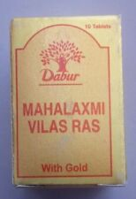 Dabur Mahalaxmi Villas Ras 10 Tablets for Respiratory Wellness