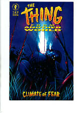 The Thing from Another World Climate of Fear #1 2 3 & 4 complete set - VF/NM