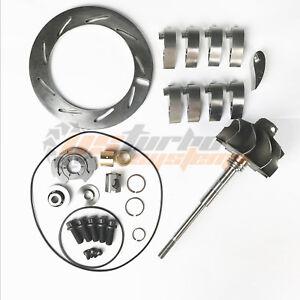 05-07 Ford Powerstroke 6.0L GT3782VA Turbine Wheel Shaft Unison Ring Vane Repair