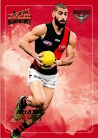 ✺New✺ 2020 ESSENDON BOMBERS AFL Card ADAM SAAD Dominance
