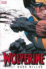 USED (GD) Wolverine by Mark Millar Omnibus (Marvel Omnibus) by Mark Millar