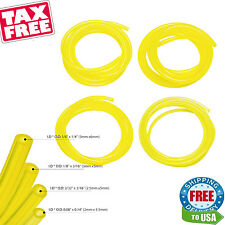 4 size fuel line hose 20 Feet Petrol Tubing Weedeater, Chainsaw, Common 2 Cycle