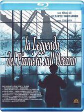 Blu Ray • La Leggenda del Pianista sull'Oceano TIM ROTH TORNATORE ITALIANO NUOVO