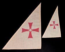 Heller Nina - set of sails for model, 1:75, sewed on CNC machine