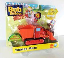 Bob The Builder Project Build It Talking Muck birdhouse bricks NIP
