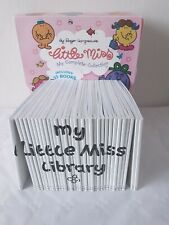 Little Miss My Complete Collection 33 Books Boxed Set Roger Hargreaves Mr Men