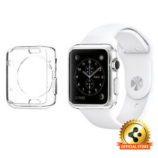[Spigen Outlet] Apple Watch 42mm 1/1st [Liquid Crystal] Clear Slim TPU Case