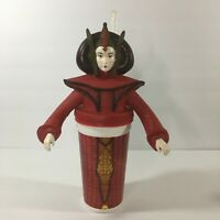 QUEEN AMIDALA CUP TOPPER Star Wars Ep 1 KFC Padme 1999 Taco Bell Promo