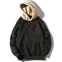 Women's Hoodie Pullover Sweatshirt Coat Jackets Sports Fitness Pockets Outwear