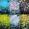 Holographics Nail Glitter Sequins Iridescent Flakes Paillette  DIY Decor