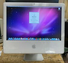 Apple iMac 20-inch September 2006 2GHz Intel Core Duo (MA200LL)