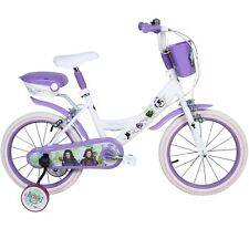 16 pulgadas Disney Descendants bicicleta de niños verhexte MUNDO LA nachkommen