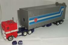 Vintage 1980-82 Transformers G1 Optimus Prime Loose Action Figure Set