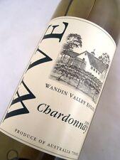 1999 WANDIN Valley Estate Chardonnay Isle of Wine