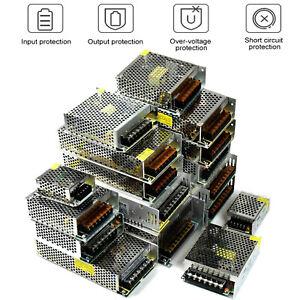 Transformateur Alimentation Stabilisée Pour LED Input 220V DC 12V Switching