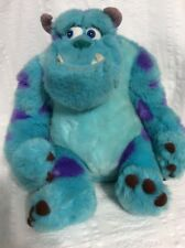 "Disney Store Stuffed Monsters Inc Sulley Plush 12""                            7B"
