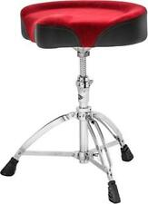 More details for mapex t765a deluxe motorcycle throne, red