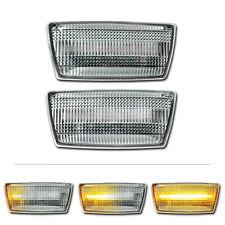 WEISSE dynamische LED Seitenblinker Opel Astra H J GTC OPC Corsa D E Chevrolet