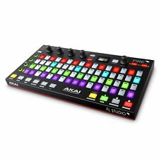 Akai Fire FL Studio DAW Drum Pads Music Production Hardware Controller