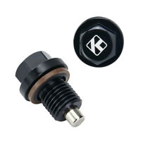 Universal Drain Plug Screw Nut Bolt Washer M14x1.5 Engine Magnetic Oil Pan  Bla