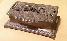 bronze snuff box india