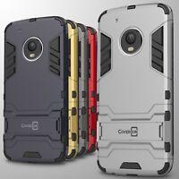 For Motorola Moto G5 Plus / Moto X 2017 Case Kickstand Protective Phone Cover