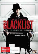 THE BLACKLIST (COMPLETE SEASON 1 - DVD SET SEALED + FREE POST)