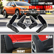 Mud Flaps For Subaru XV Crosstrek 2018-on Splash Guards Mudguards Mudflaps 2019