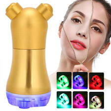Led Photon Light Therapy Facial Massager Skin Rejuvenation Lifting Machine Spa