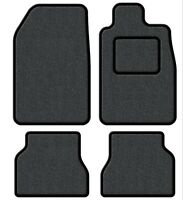 Daihatsu Extol Van Velour Anthracite/Black Trim Car mat set