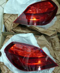 BMW F06 F12 F13 6 Series 2012+ LED Euro OEM Taillight Pair Amber Turn Signals